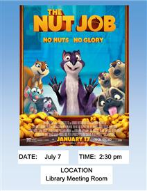 Nut Job movie poster